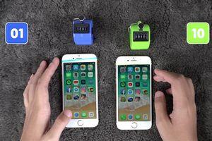 So sánh tốc độ iPhone 6 dùng iOS 11 với iPhone 6 iOS 12: Mở ứng dụng có nhanh hơn 40% như quảng cáo của Apple?