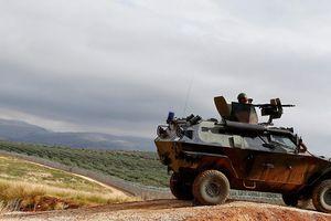 Thực hư Thổ mở kế hoạch lớn tại Syria, Iraq