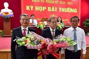 Thủ tướng ký quyết định phê chuẩn tân Chủ tịch tỉnh TT- Huế