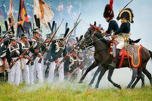 Những lễ hội tái hiện các trận chiến lịch sử châu Âu tại Nga