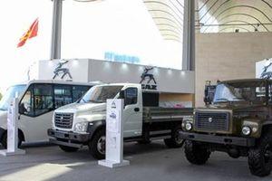 Hãng ôtô GAZ của Nga lên kế hoạch lắp ráp xe tại Việt Nam