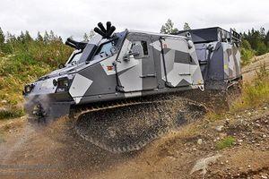 Quân đội Áo nhận thiết giáp hai thân cực độc