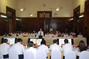 Thi tuyển lãnh đạo cấp vụ của Tòa án nhân dân tối cao