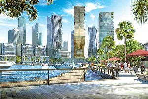 Trung Quốc 'nhân bản' đô thị ở nước ngoài