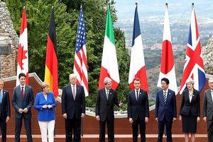 Hội nghị G7: Đối đầu gay gắt