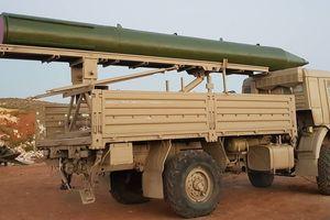 Quân đội Syria tự do tung tên lửa mới cho cuộc chiến ở Dara'a