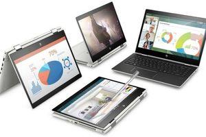 HP ProBook x360 400 G1: Laptop lai di động cho chuyên gia