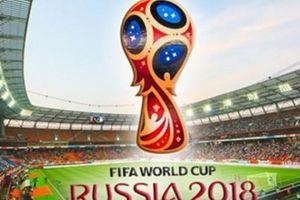 FIFA gửi lời cảnh báo tới VTV về bản quyền World Cup 2018