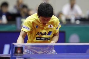 Thần đồng bóng bàn Nhật Bản thắng choáng váng siêu sao Trung Quốc