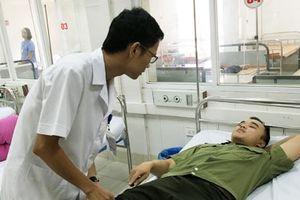 Các trường hợp chuyển vượt tuyến khám bệnh, chữa bệnh trong CAND