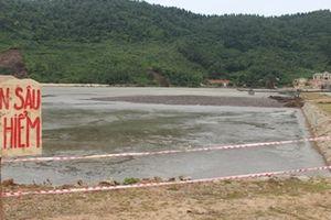 Yêu cầu đơn vị thi công hạn chế gây ô nhiễm môi trường
