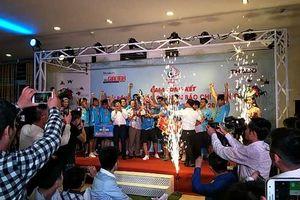 CLB PV Thể thao TPHCM giành chức vô địch Presscup 2018
