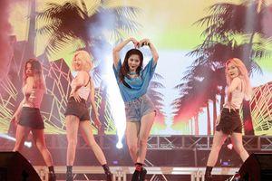 Khoảnh khắc HyunA, Highlight gây thương nhớ hàng nghìn fan Việt