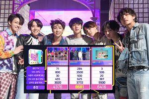 BTS nhận cúp thứ 12 cho 'Fake Love' nhưng rất tiếc hôm nay, sự hân hoan đã không trọn vẹn…
