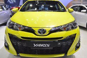 Chi tiết Toyota Yaris 2018 giá từ 592 triệu đồng tại Việt Nam