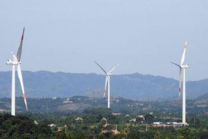 Tân Hoàn Cầu đầu tư thêm một dự án điện gió hơn 8ha tại Quảng Trị