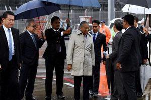 Thủ tướng Malaysia Mahathir Mohamad bắt đầu thăm Nhật Bản