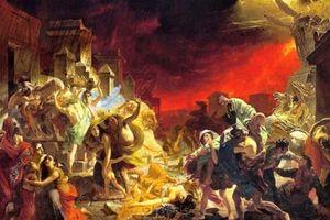 Giải mã cuộc sống thành phố cổ Pompeii trước khi bị diệt vong
