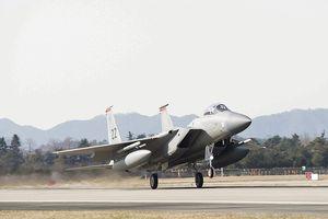 Chiến đấu cơ Mỹ rơi tại Nhật Bản ngay trước cuộc gặp Mỹ-Triều