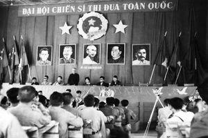 Những hình ảnh đáng nhớ về phong trào thi đua yêu nước