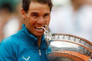 Nadal lên tiếng về 'giấc mộng đẹp' khi lần thứ 11 vô địch Roland Garros