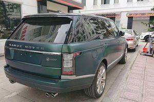 Range Rover SVAutobiography độc nhất Việt Nam: Nửa tỷ đồng cho màu sơn