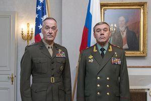 Tướng cấp cao quân đội Mỹ - Nga hội đàm tháo gỡ căng thẳng