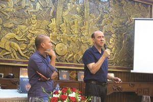 Triển lãm chùa Việt Nam, nơi gửi gắm lòng tin