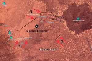 Hàng loạt tay súng IS mất mạng trước quân đội Syria tại chiến địa Sweyda