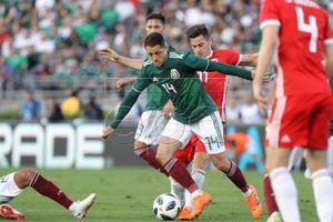 WORLD CUP 2018: BẢNG F: Khách quen Mexico