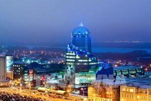 WORLD CUP 2018: Samara - thủ đô công nghiệp vũ trụ của nước Nga