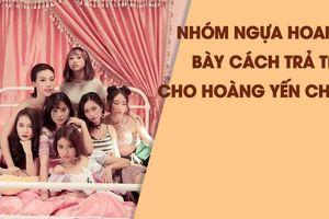Nhóm Ngựa hoang đóng MV cho Hoàng Yến Chibi không cát-xê