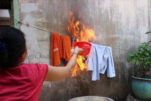 Đồ vật bốc cháy ở Long An: Trò 'đùa dai' của con người hay sự kỳ bí của tự nhiên?