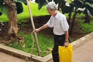 TAND TP Vũng Tàu đã nhận được bản án Giám đốc thẩm vụ Nguyễn Khắc Thủy