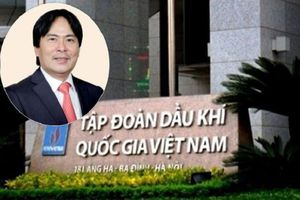Anh hùng lao động Nguyễn Hùng Dũng chính thức làm Thành viên HĐTV PVN