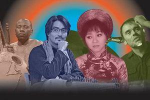 Hòa nhạc của 4 nghệ sĩ từ 3 châu lục