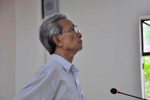 Nguyễn Khắc Thủy chính thức lãnh án 3 năm tù về tội dâm ô với trẻ em