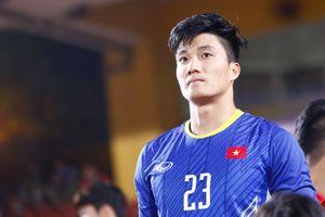 'Hot boy' U23 Việt Nam và nỗi niềm xem World Cup cùng bố