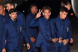 Neymar gây chú ý khi đến Nga dự World Cup 2018