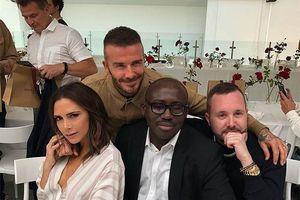 Vợ chồng David Beckham thân mật sau tin đồn ly hôn