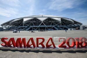 Samaras, Puri cafe và World Cup