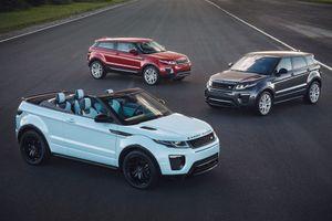 Range Rover Evoque bất ngờ tuyên bố loại bỏ phiên bản 3 cửa