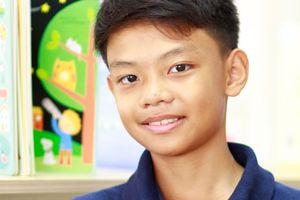 Học sinh UK Academy giành giải Bạc cuộc thi Olympic Toán quốc tế Singapore và châu Á (SASMO)