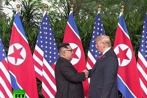 Cận cảnh hội nghị thượng đỉnh Mỹ - Triều Tiên: Một 'thời đại thay đổi' đã đến