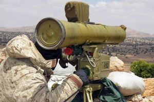 Quân đội Syria nã tên lửa tầm xa 'thổi bay' xe thánh chiến