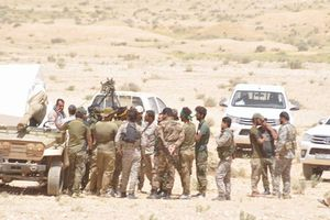 Quân đội Syria đập tan IS tấn công vào Palmyra