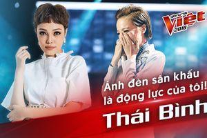 Thái Bình: Tranh cãi với mẹ đến tuyệt vọng để được tiếp tục hát và theo đuổi đam mê