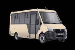 Ô tô Nga GAZelle Next Citiline 'khó sống' tại Việt Nam?