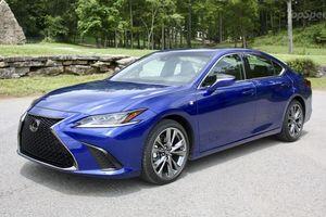 Lexus ES cuốn hút hơn với phiên bản thể thao