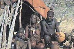 Sắc tộc 'người Vàng' bí ẩn ở châu Phi